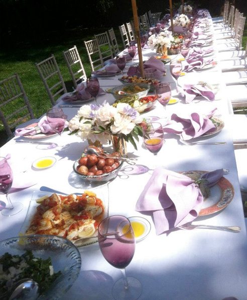 Debbie Geppert Events and Bostwick's Catering - Weddings